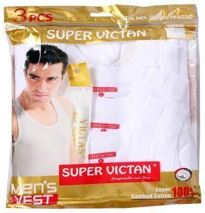 Super Victan Men's Singlet 3-In-1