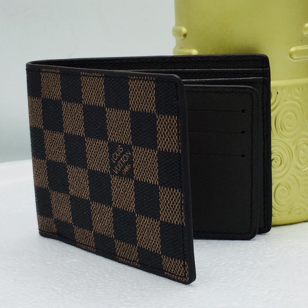 Louis Vuitton Men's Leather Wallet