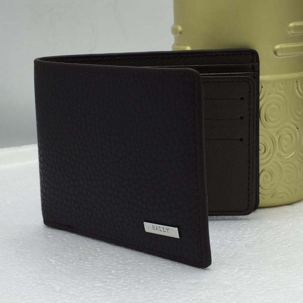 Men Fashion Multi-function Business Leather Wallet Wallet